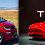 Tesla Model 3 vs Chevy Bolt