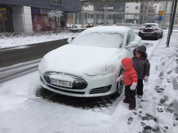 to learn how cold weather affects an electric car, ask a cold