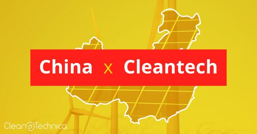 China x Cleantech