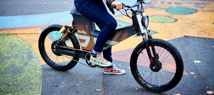 Suru electric bike