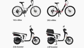 GenZe Fleet e-Bike