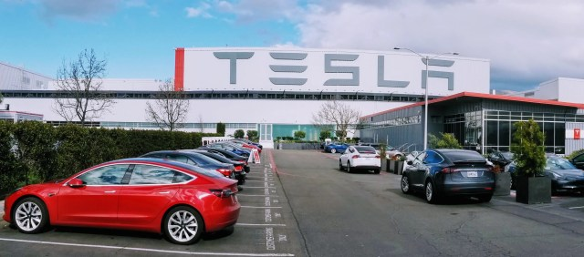 Tesla Ready To Increase Production At Fremont Factory