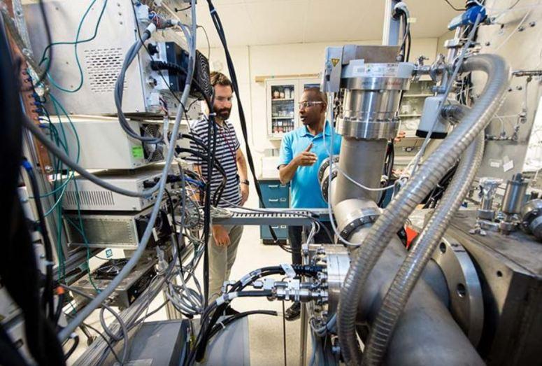 NREL research laboratory