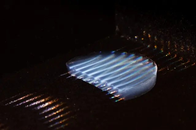 MIT heat collector aerogel