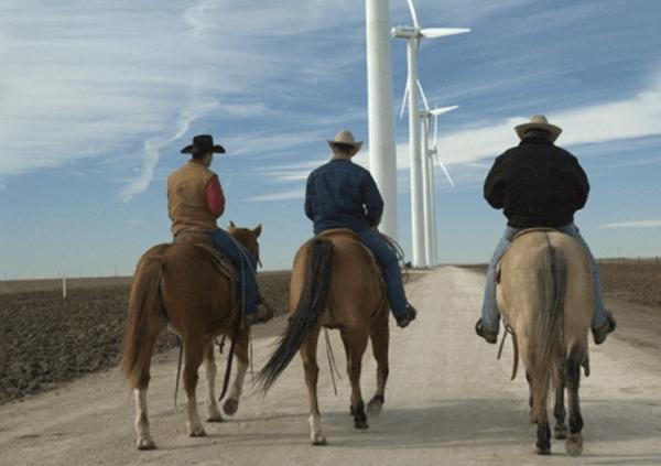 wind power USA 2018