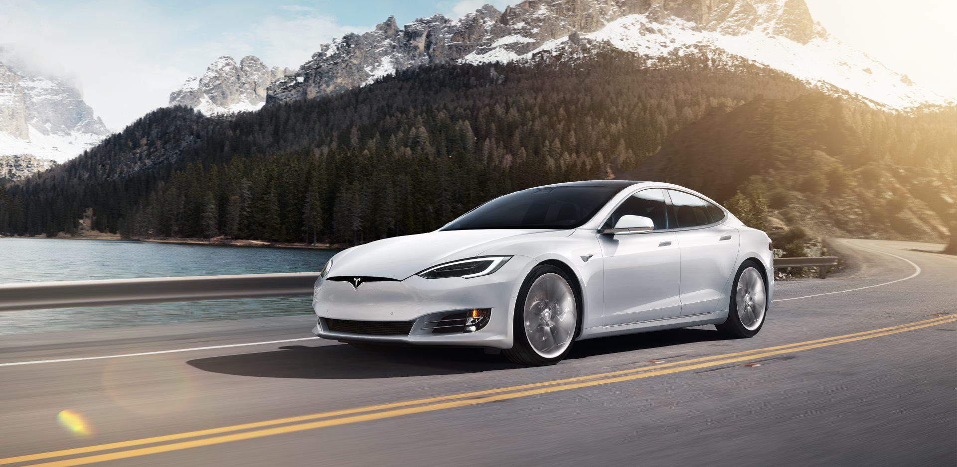 Tesla Model S At The Nürburgring Elon Musk Says Lap Time