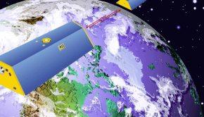 GRACE satellite