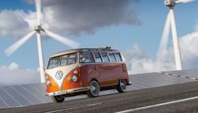 Electric VW Bus Concept