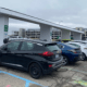 Warren Tech Center - employee EV charging