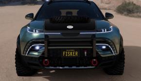 Fisker Ocean Force-E