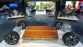 GM Ultium battery pacl