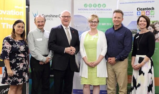 Cleantech Industries Sunshine Coast
