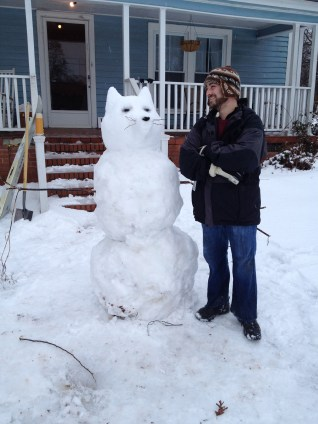 Jake and the SnowWolf