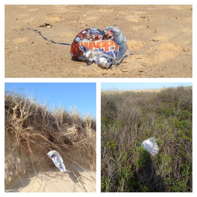Balloons on MV found by Preston McSwain