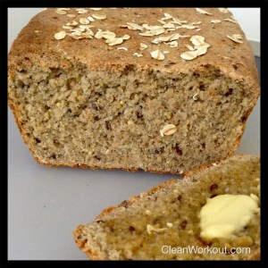 Try this healthy, simple and delicious recipe for Homemade Wholegrain Bread featuring today's superfood, Millet!