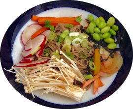 Eating healthy shouldn't be complicated. Check out our CleanRecipe for this delicious Japanese Balance Bowl.