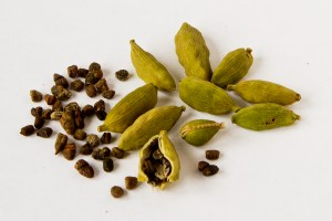 If Cardamom seed pods are available to you, buy these instead of the powdered form. Make your own spice blend by toasting them in a dry pan briefly and grinding it yourself for even more flavour!