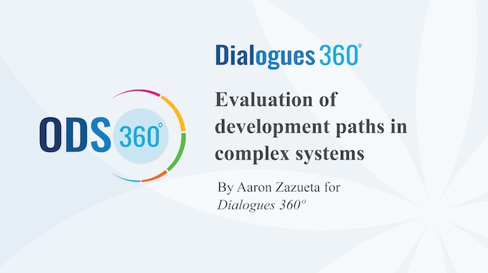 Evaluation of development paths complex systems