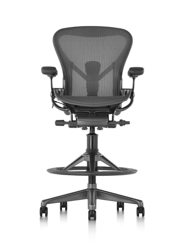 Aeron Herman Miller Task stool