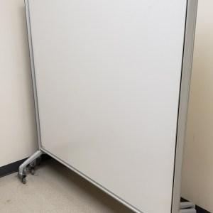Egan Visual Mobile White Board, 54″H x 60″W