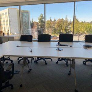 Herman Miller Avive Training Tables 30″D x 72″W