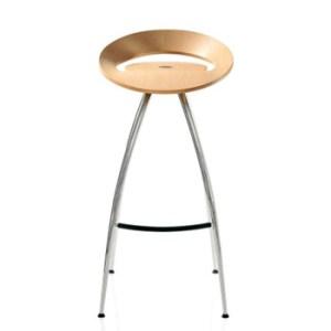 Magis Lyra Bar Height Stool & Table Set