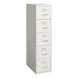 Five Drawer Vertical File
