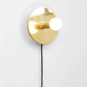 Dot Disk Wall Sconce