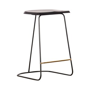 Organic Modernism Midi Counter Stool