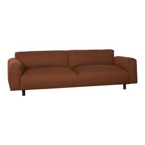 Hay Koti 3 Seater Sofa, Light Brown