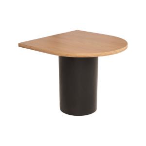 NNU Micro Conference Table – Birch, Black