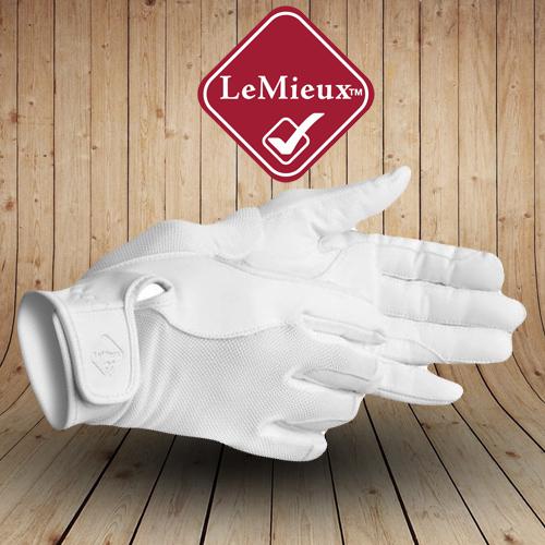 LeMieux ProTouch Waterproof Lite Unisex Riding Gloves