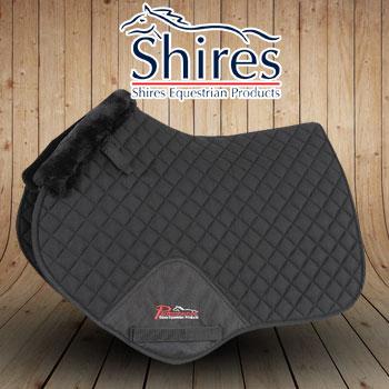 Shires Performance supafleece Saddle Pad