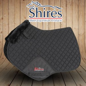 Shires Equestrian - Supafleece Saddle Pad
