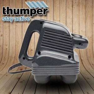 Thumper equine massager