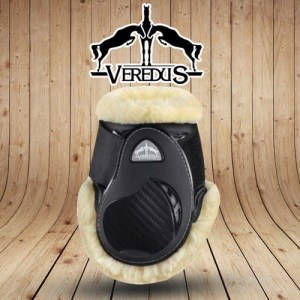 Veredus Young Jump Fetlock boots Bl3