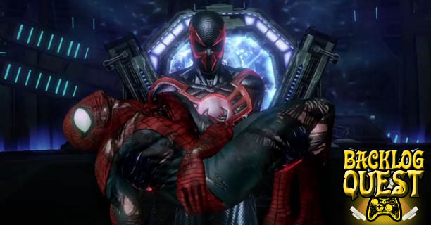 Backlog Quest Day 4 Spider Man Edge Of Time On The