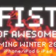 Coming sometime this winter, FIST OF AWESOME (all caps, all the time) shows off some pixelated gameplay footage in this teaser trailer.  The game promises a lot (including time travel), […]