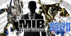 Day 12 – MIB: Alien Crisis