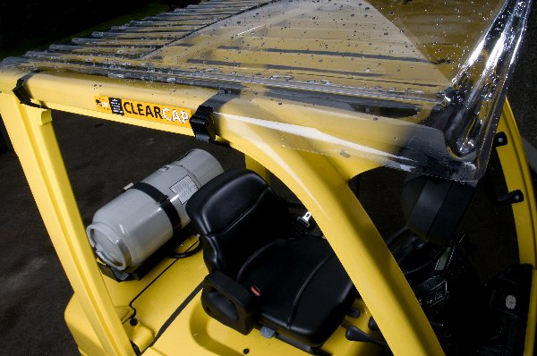 Forklift Covers Clearcap