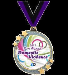 RunAgainstDV-Medal