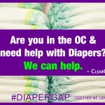 Close The Diaper Gap & OC Diaper Bank