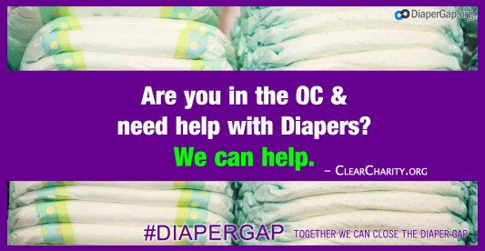 close the diaper gap