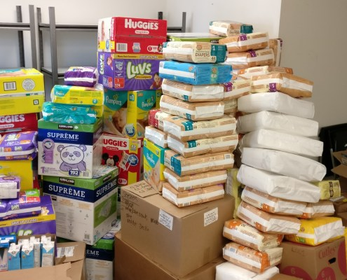 12,000 Diapers