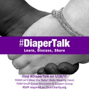 #DiaperTalk