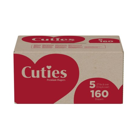 cuties diapers