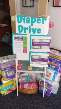 Diaper Drive with Kindercare