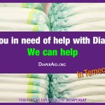 Diaper Aid by Clear Charity at Temecula Valley