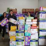 2019 Diaper Donations Log