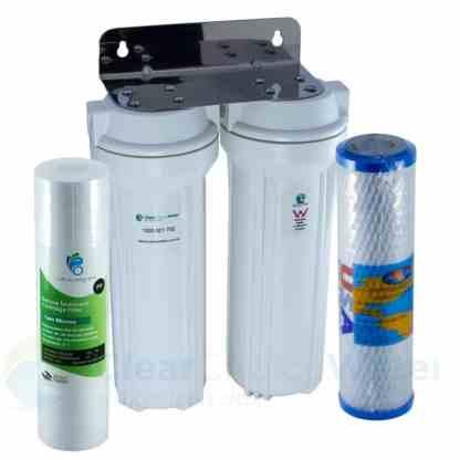 Omnipure Twin Undersink Water Filter